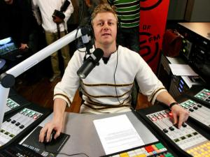 Gareth Cliff spent time behind bars
